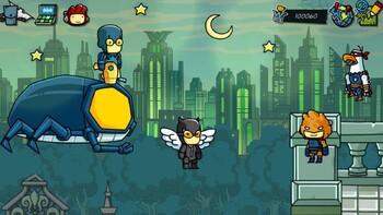 Screenshot1 - Scribblenauts Unmasked: A DC Comics Adventure