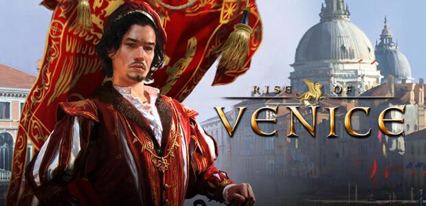 Rise of Venice - Cover / Packshot