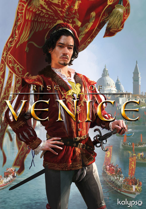 Rise of Venice - Cover / Packshot