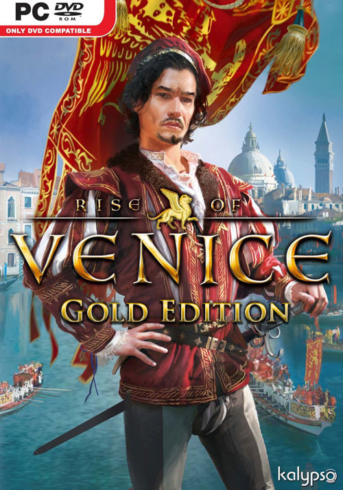 Rise of Venice - Gold Edition - Cover / Packshot