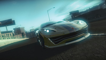 Screenshot1 - Ridge Racer Unbounded
