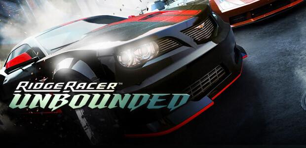 Ridge Racer Unbounded - Cover / Packshot