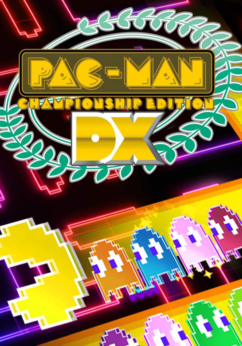 PAC-MAN Championship Edition DX - Cover
