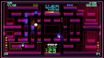 Screenshot1 - PAC-MAN Championship Edition DX
