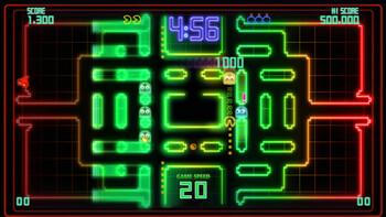 Screenshot3 - PAC-MAN Championship Edition DX