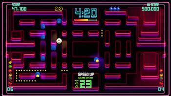 Screenshot1 - PAC-MAN Championship Edition DX