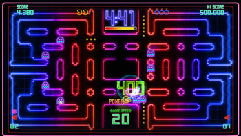 Screenshot2 - PAC-MAN Championship Edition DX