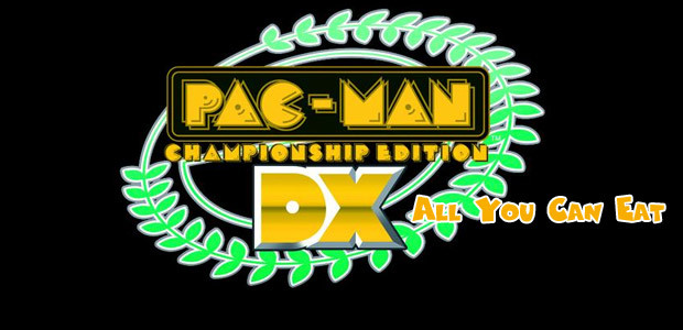 PAC-MAN Championship Edition DX All You Can Eat Edition - Cover / Packshot
