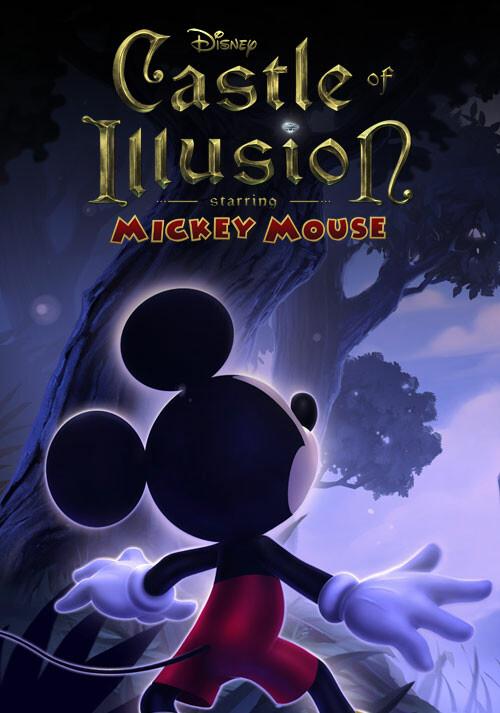 Castle of Illusion - Cover / Packshot