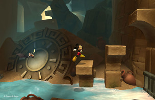 Screenshot2 - Castle of Illusion