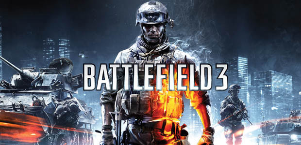 Battlefield 3 - Cover / Packshot