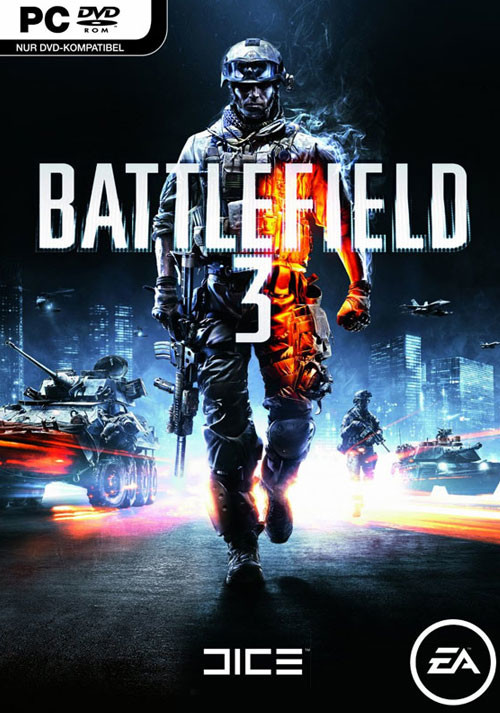 Battlefield 3 - Packshot