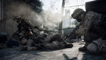 Screenshot1 - Battlefield 3