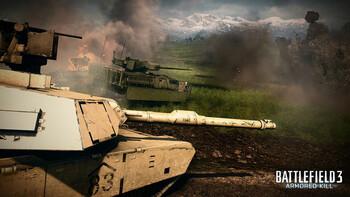 Screenshot1 - Battlefield 3: Armored Kill DLC