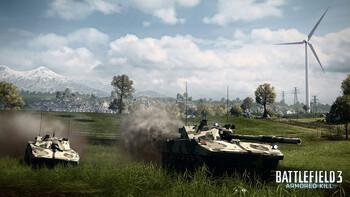 Screenshot2 - Battlefield 3: Armored Kill DLC
