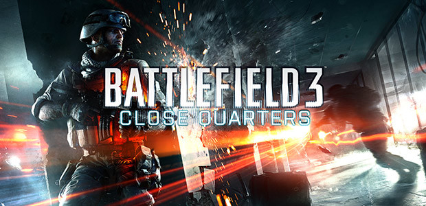 Battlefield 3: Close Quarters DLC - Cover / Packshot