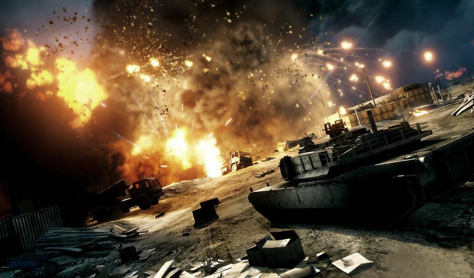 Battlefield 3 Premium Edition - PC