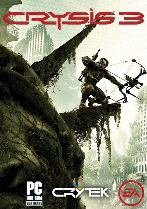 Crysis 3 - Cover