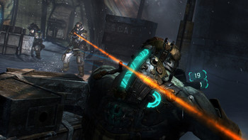 Screenshot1 - Dead Space 3