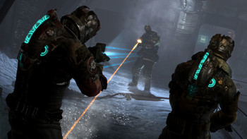 Screenshot4 - Dead Space 3