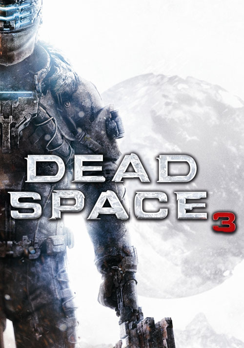 Dead Space 3 - Packshot