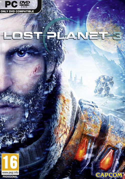 Lost Planet 3 - Cover
