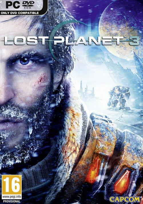 Lost Planet 3 - Cover / Packshot