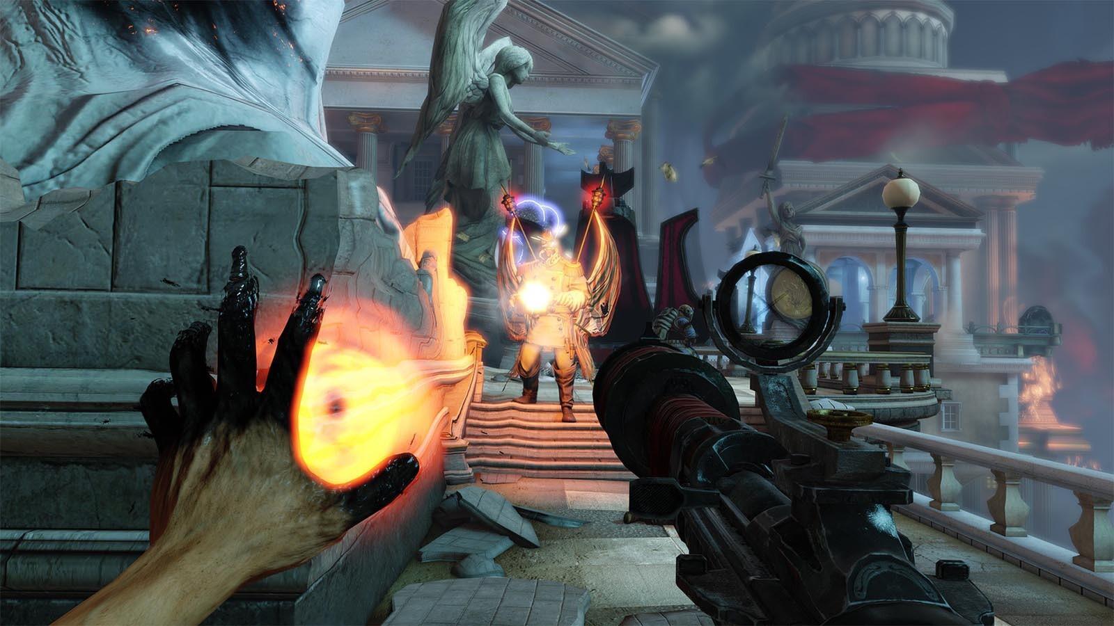 Bioshock infinite mods steam