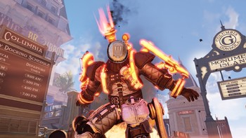 Screenshot1 - Bioshock Infinite (Mac)
