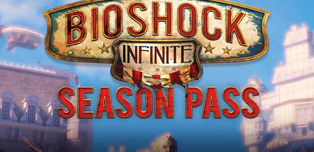 BioShock Infinite Season Pass (Mac) - Cover / Packshot