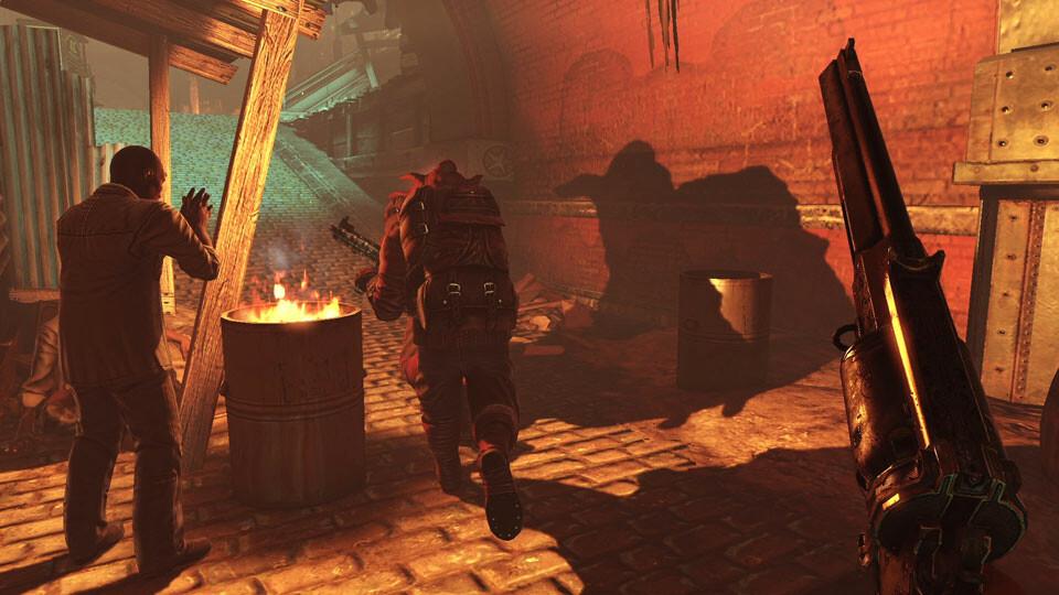 BioShock Infinite for Mac Download