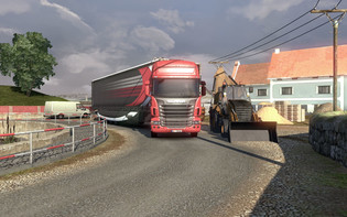Screenshot4 - Scania Truck Driving Simulator
