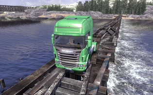 Screenshot5 - Scania Truck Driving Simulator