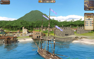 Screenshot2 - Port Royale 3 download