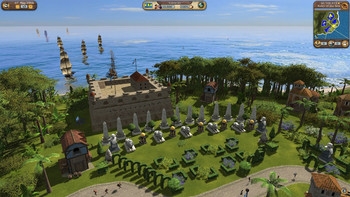 Screenshot1 - Port Royale 3: Harbour Master DLC