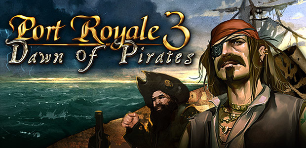 Port Royale 3: Dawn of Pirates DLC - Cover / Packshot