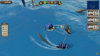 Screenshot3 - Port Royale 3: Dawn of Pirates DLC