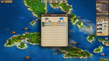 Screenshot5 - Port Royale 3: Dawn of Pirates DLC