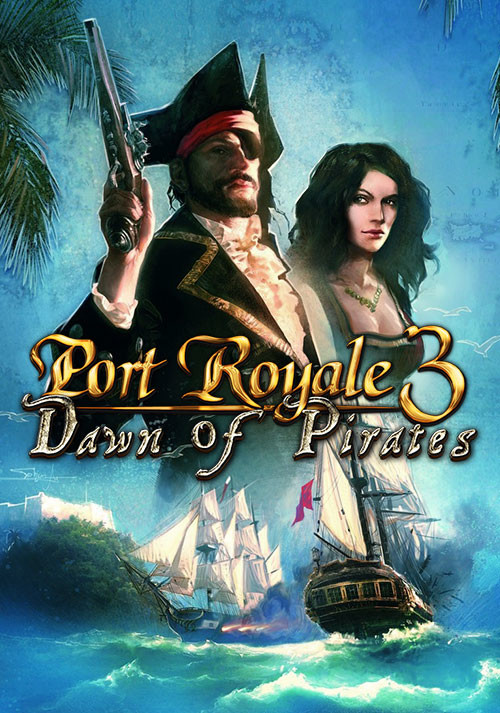 Port Royale 3: Dawn of Pirates DLC - Cover / Packshot