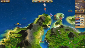 Screenshot2 - Port Royale 3: Dawn of Pirates DLC