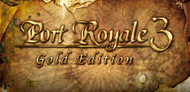 Port Royale 3 Gold - Cover / Packshot