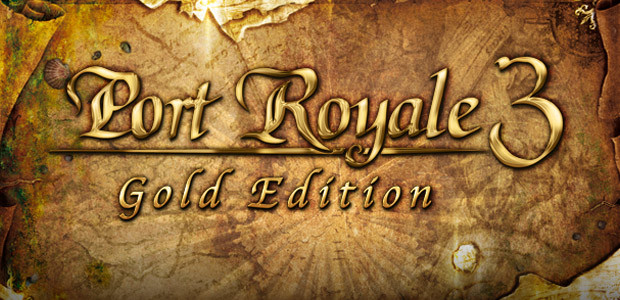 Port Royale 3 Gold - Cover / Packshot