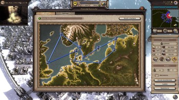 Screenshot3 - Port Royale 3: Gold & Patrician IV: Gold - Double Pack