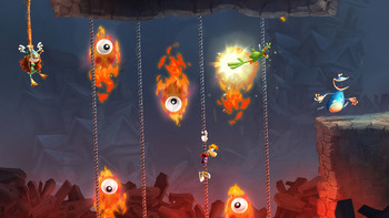 Screenshot1 - Rayman Legends