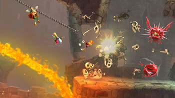 Screenshot2 - Rayman Legends