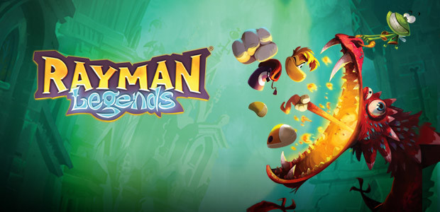 Rayman Legends - Cover / Packshot