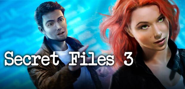Secret Files 3 - Cover / Packshot