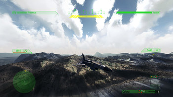 Screenshot1 - Jane's Advanced Strike Fighter