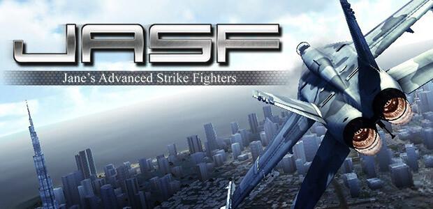 Jane's Advanced Strike Fighters - Cover / Packshot