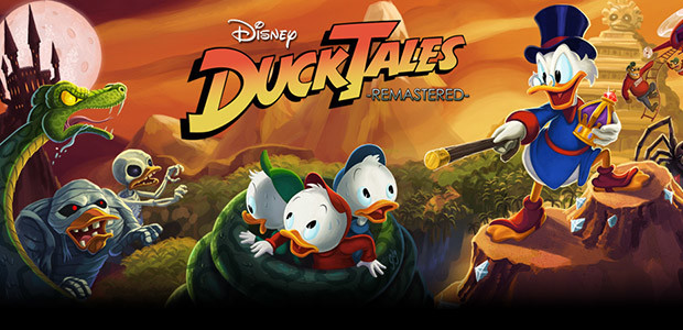 Ducktales Remastered - Cover / Packshot